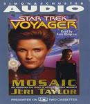 Star Trek Voyager: Mosaic Audiobook
