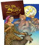 Tell Me a Story: Timeless Folktales from Around the World, Amy Fiedman