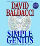 Simple Genius, David Baldacci