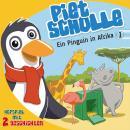 Ein Pinguin in Afrika (Piet Scholle 1): Hörspiel mit 2 Geschichten Audiobook