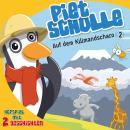 Auf dem Kilimandscharo (Piet Scholle 2): Hörspiel mit 2 Geschichten Audiobook