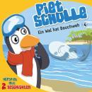 Ein Wal hat Bauchweh (Piet Scholle 4): Hörspiel mit 2 Geschichten Audiobook