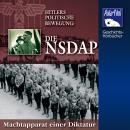 Die NSDAP - Hitlers politische Bewegung: Machtapparat einer Diktatur Audiobook