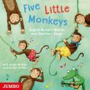 Five Little Monkeys: English Nursery Rhymes and Children's Songs Audiobook
