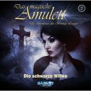 Das magische Amulett - Die Abenteuer der Brenda Logan, Folge 2: Die schwarze Witwe Audiobook