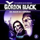 Gordon Black - Ein Gruselkrimi aus der Geisterwelt, Folge 2: Die Augen des Dämonen Audiobook