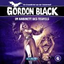 Gordon Black - Ein Gruselkrimi aus der Geisterwelt, Folge 6: Im Kabinett des Teufels Audiobook