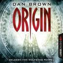 Origin - Robert Langdon 5 (Ungekürzt) Audiobook