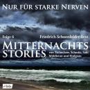Mitternachtsstories von Tschechow, Schmitz, Saki, Middleton, Hodgson - Nur für starke Nerven, Folge  Audiobook
