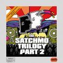 The Satchmo Trilogy, Part 2: Bronco Bullcox und der dickflüssige Pfarrer (ungekürzt) Audiobook