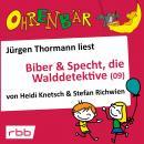 Ohrenbär - eine OHRENBÄR Geschichte, 6, Folge 63: Ohrenbär: Biber & Specht, die Walddetektive, Teil  Audiobook