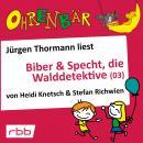 Ohrenbär - eine OHRENBÄR Geschichte, 4, Folge 34: Biber & Specht, die Walddetektive, Teil 3 (Hörbuch Audiobook