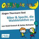 Ohrenbär - eine OHRENBÄR Geschichte, 4, Folge 36: Biber & Specht, die Walddetektive, Teil 5 (Hörbuch Audiobook