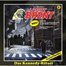 Larry Brent, Folge: Das Kennedy-Rätsel Audiobook