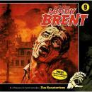 Larry Brent, Folge 9: Das Sanatorium Audiobook