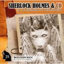 Sherlock Holmes & Co, Folge 25: Wolfsspuren Audiobook