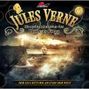 Jules Verne, Die neuen Abenteuer des Phileas Fogg, Folge 6: Der Leuchtturm am Ende der Welt Audiobook