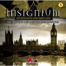 Insignium - Im Zeichen des Kreuzes, Folge 5: Die Brücke der schwarzen Mönche Audiobook