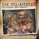 Die PSI-Akten, Folge 3: Blutspur der Mumie Audiobook