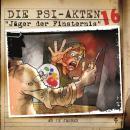 Die PSI-Akten, Folge 16: Jäger der Finsternis Audiobook
