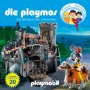 Die Playmos - Das Original Playmobil Hörspiel, Folge 20: Die Schlacht der Löwenritter Audiobook