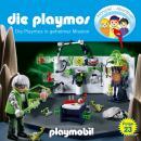 Die Playmos - Das Original Playmobil Hörspiel, Folge 23: Die Playmos in geheimer Mission Audiobook
