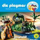 Die Playmos - Das Original Playmobil Hörspiel, Folge 26: Wettrennen um die Schatzinsel Audiobook