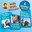Willi wills wissen, Sammelbox 2: Folgen 4-6 Audiobook