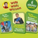 Willi wills wissen, Sammelbox 3: Folgen 7-9 Audiobook