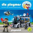 Die Playmos, Folge 68: Ein Fall für das Sondereinsatzkommando (Das Original Playmobil Hörspiel) Audiobook