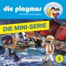 Die Playmos, Episode 5: Die Würfel sind gefallen (Das Original Playmobil Hörspiel) Audiobook
