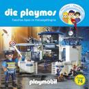 Die Playmos, Folge 74: Falsches Spiel im Polizeigefängnis Audiobook