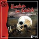 Meteor Horror, Folge 7: Knochen im Schlick Audiobook