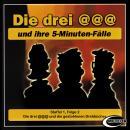 Die drei @@@ (Die drei Klammeraffen), Staffel 1, Folge 2: Die drei @@@ und die gestohlenen Drehbüche Audiobook
