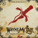 Wayne McLair, Folge 6: Der falsche Franzose Audiobook