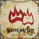 Wayne McLair, Folge 7: Die Feuerteufel Audiobook