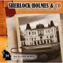 Sherlock Holmes & Co, Folge 39: Die Klinik-Morde Audiobook