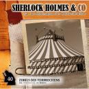 Sherlock Holmes & Co, Folge 40: Zirkus des Verbrechens Audiobook