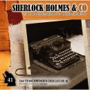 Sherlock Holmes & Co, Folge 41: Das Verschwinden der Louise M., Episode 1 Audiobook