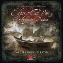 Edgar Allan Poe & Auguste Dupin, Folge 1: Insel der tödlichen Rätsel Audiobook
