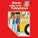 Pizzabande, Folge 6: Hände weg von Teddybären (oder Die Schmuggler) Audiobook