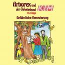 Arborex und der Geheimbund KIM, Folge 15: Gefährliche Renovierung Audiobook
