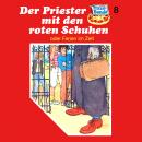 Pizzabande, Folge 8: Der Priester mit den roten Schuhen (oder Ferien im Zelt) Audiobook