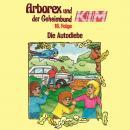Arborex und der Geheimbund KIM, Folge 16: Die Autodiebe Audiobook