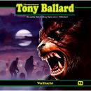 Tony Ballard, Folge 33: Verflucht Audiobook