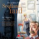 Die größten Fälle von Scotland Yard, Folge 8: Dr. Crippen Audiobook