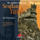 Die größten Fälle von Scotland Yard, Folge 20: Die Felseninsel Audiobook