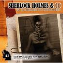 Sherlock Holmes & Co, Folge 43: Der Rachegeist von Sing Sing Audiobook