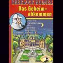 Sherlock Holmes, Das Geheimabkommen Audiobook