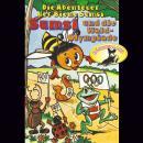 Die Abenteuer der Biene Sumsi, Folge 3: Sumsi und die Wald-Olympiade / Sumsi und die Raupe Kasimir Audiobook